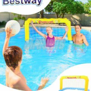 Bramka do gry w piłkę wodną