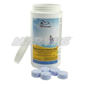 Multifunkcyjne tabletki (20g)