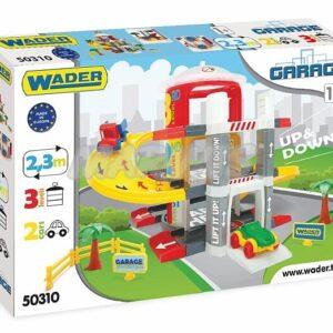 Garaż z Windą - 3 poziomy