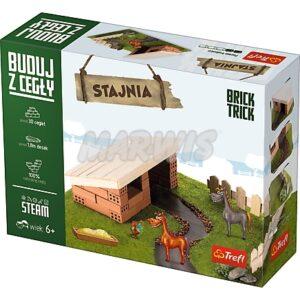 Buduj z cegły- Stajnia