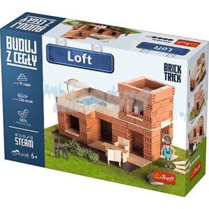 Buduj z cegły- Loft 95 el