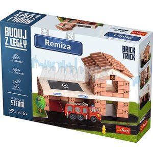 Buduj z cegły- Remiza 130 el