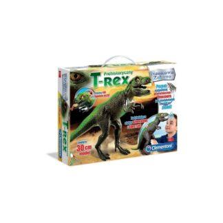 prehistoryczny t-rex
