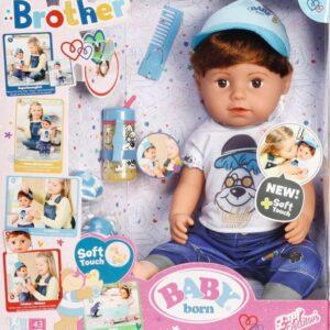 baby born soft touch braciszek