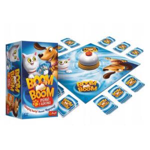 Gra Boom Boom Psiaki i Kociaki
