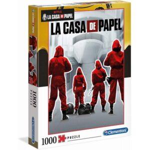 Puzzle 1000 el Dom z Papieru