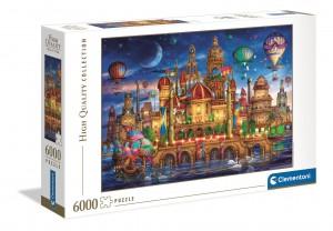 Puzzle 6000 Downtown 36529