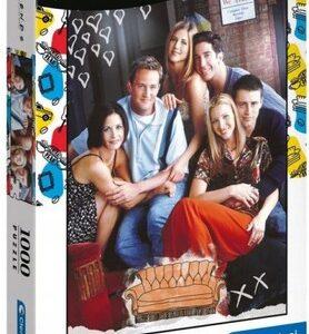 Puzzle 1000 el Przyjaciele